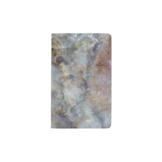 Space Marble Moleskine Notebook