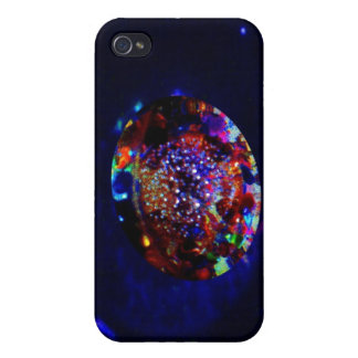 Space Marbles Rise I iPhone 4/4S Covers