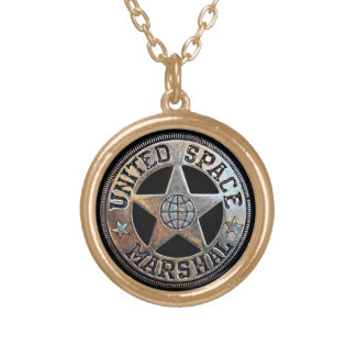 Space Marshal Custom Necklace