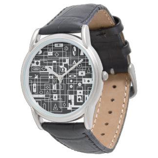 space Maya Watch