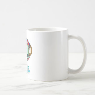 Space Monkey Coffee Mug