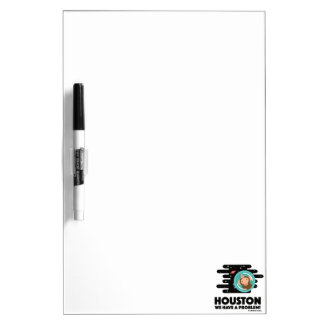 Space Monkey Dry Erase Board