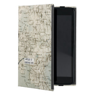 SPACE: MOON MAP, 1972 iPad MINI COVER