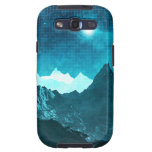 Space Mountains Galaxy S3 Cover