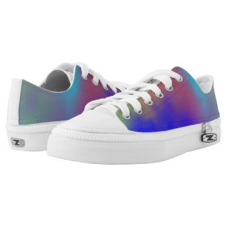 Space Multi-colour design shoes