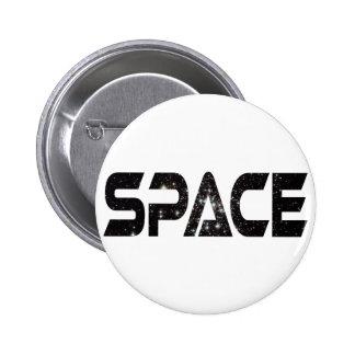 Space Nebula Badge