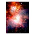 Space Nebula Card