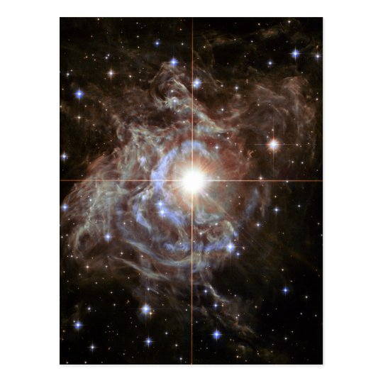 Space Nebula - Cepheid Variable Star RS Puppis