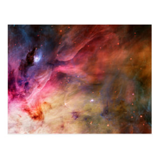 Space Nebula Postcard