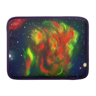 space (nebula) sleeve for MacBook air