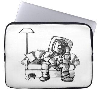 Space night laptop sleeve