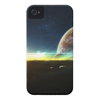 Space on the Horizon Case-Mate iPhone 4 Case