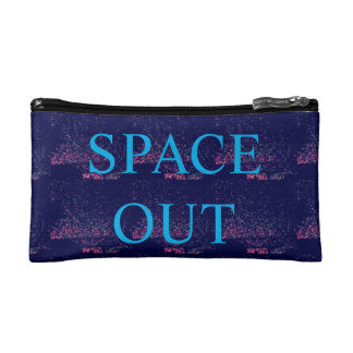 SPACE OUT MAKEUP BAG