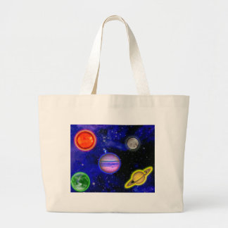 Space Painting Bag