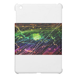 Space particles cover for the iPad mini