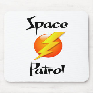 space patrol mouse mat