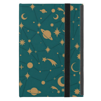 Space pattern cases for iPad mini