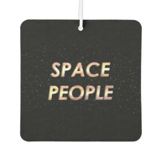 Space People - The Air Freshener! Car Air Freshener