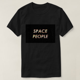 Space People - The Tee-shirt! (Men's) T-Shirt