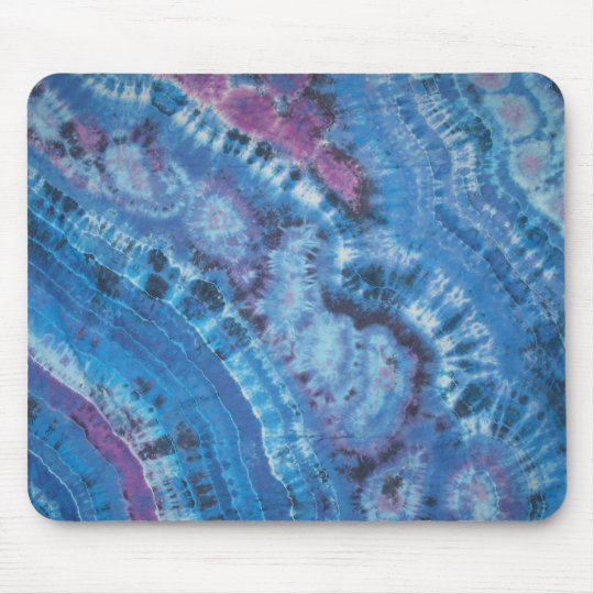 Space Phat Dyes Tie Dyes Mouse Pad