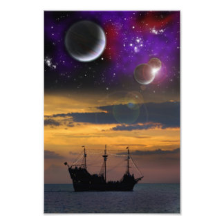 Space Pirates Photograph