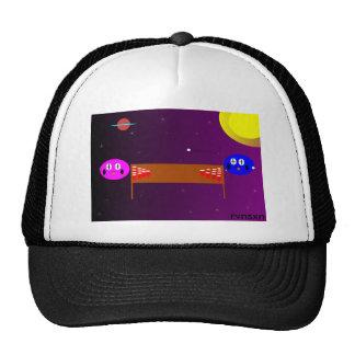 Space Pong Trucker Hat