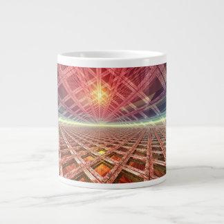 Space Portal To The Stars Jumbo Mug