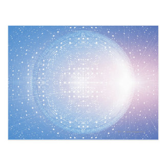 Space Postcard