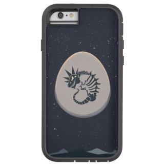 Space Punk Dinosaur Egg Tough Xtreme iPhone 6 Case