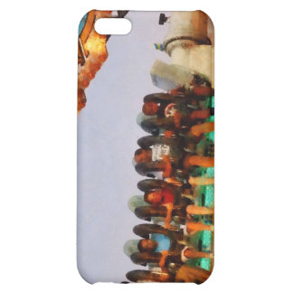 Space Racer Closeup iPhone 5C Covers