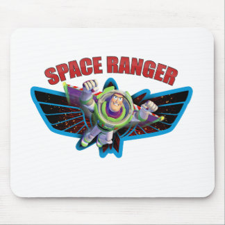 Space Ranger Buzz Lightyear Mouse Pad
