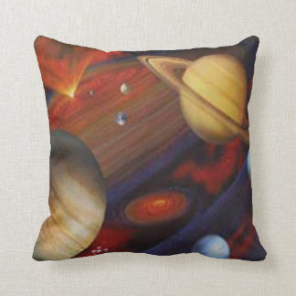 Space Reversible Pillow Cushions