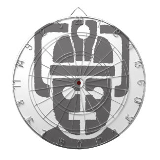 Space Robot Dartboard With Darts
