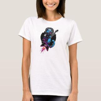 Space rock cat T-Shirt