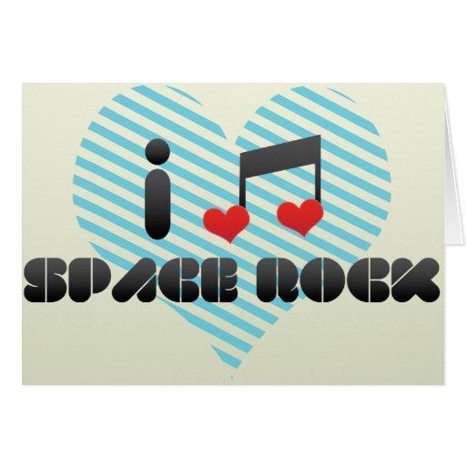Space Rock fan Card