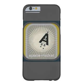 space rocket design  phone cover
