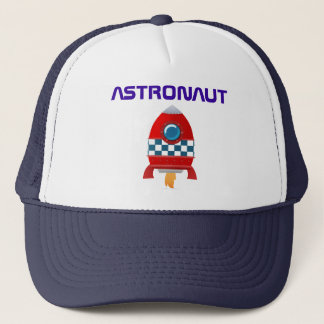 Space rocket - hat
