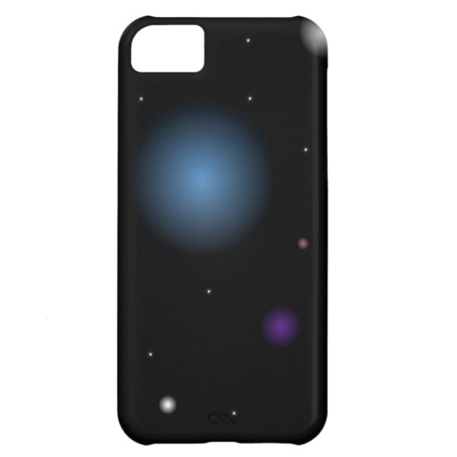 Space Scene Cover For iPhone 5C