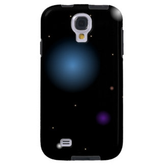 Space Scene Galaxy S4 Case