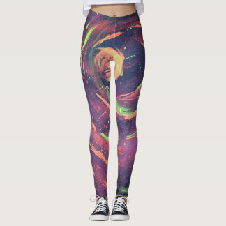 Space Series Leggings