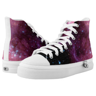Space Shoes 2015 Printed Shoes