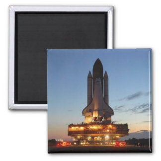 Space Shuttle 2 Refrigerator Magnets