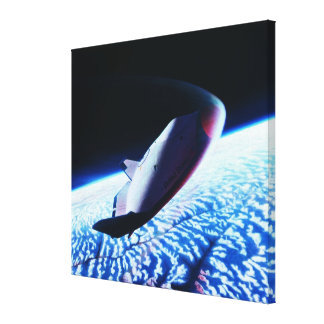 Space Shuttle 3 Canvas Print