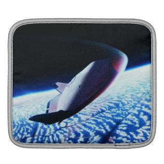 Space Shuttle 3 iPad Sleeve