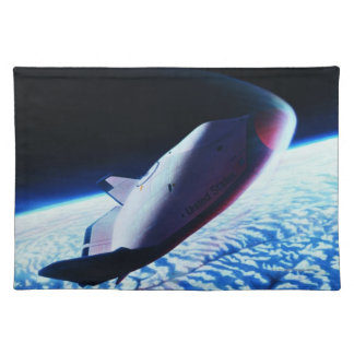 Space Shuttle 3 Placemat