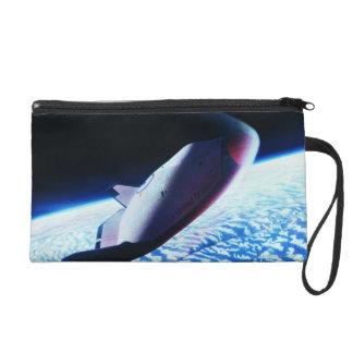 Space Shuttle 3 Wristlet
