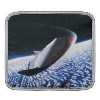 Space Shuttle 4 iPad Sleeve