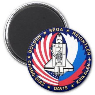 Space Shuttle 60 Fridge Magnets
