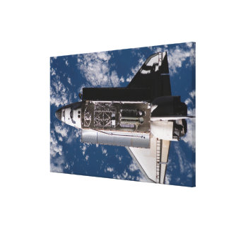 Space Shuttle Atlantis 2 Canvas Print