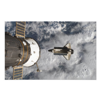Space Shuttle Atlantis 2 Photo Print